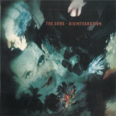 Cure ‎– Disintegration