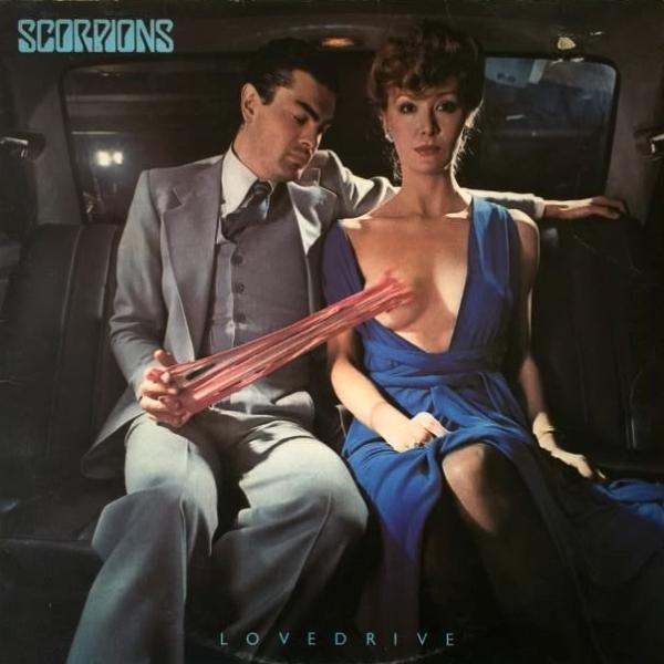 Scorpions – Lovedrive