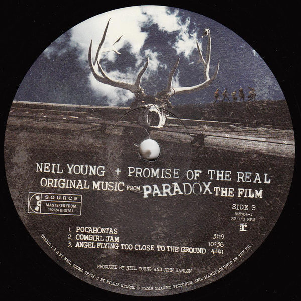 Neil Young + Promise Of The Real – Paradox