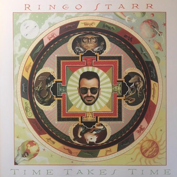 Ringo Starr – Time Takes Time (Red Vinyl)