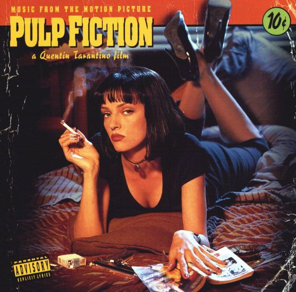 Various ‎– Pulp Fiction: Music From The Motion Picture