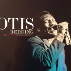Otis Redding ‎– The Definitive Studio Album Collection