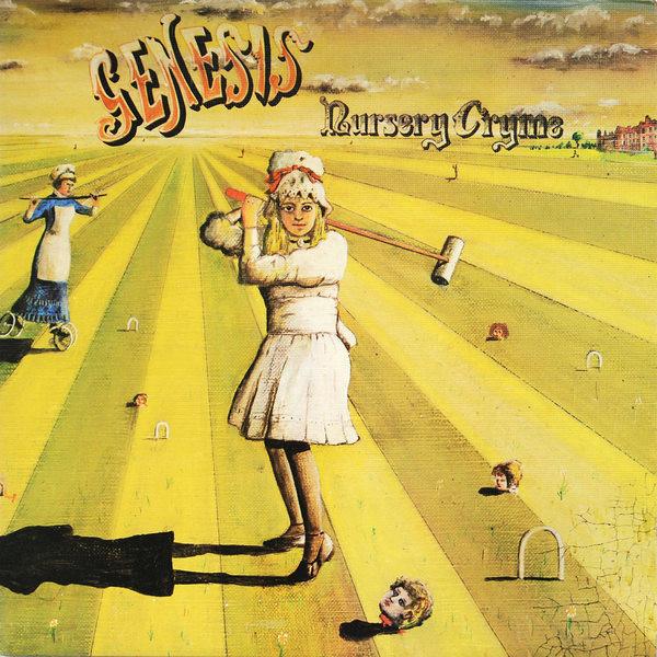 Genesis – Nursery Cryme