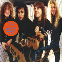 Metallica ‎– The $5.98 E.P. - Garage Days Re-Revisited