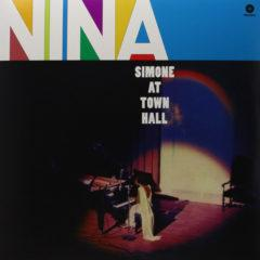 Nina Simone ‎– Nina Simone At Town Hall