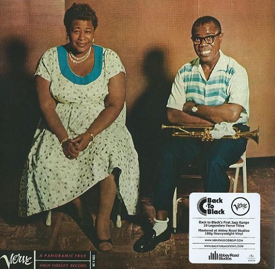 Ella Fitzgerald & Louis Armstrong – Ella And Louis