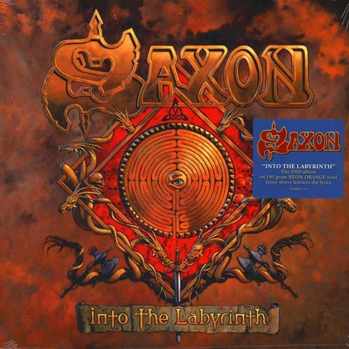 Saxon – Into The Labyrinth