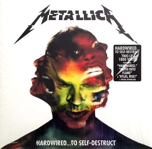 Metallica – Hardwired...To Self-Destruct (Запечатанная)