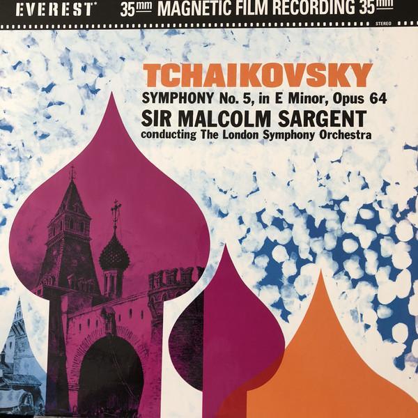 Sargent - Tchaikovsky Symphony 5