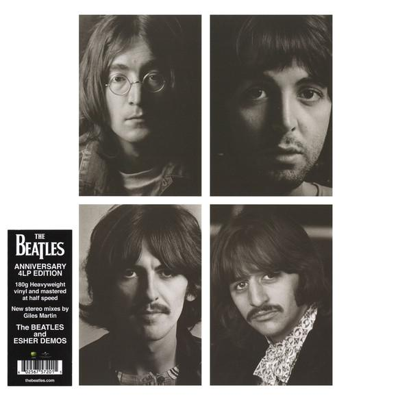 Beatles – The Beatles And Esher Demos