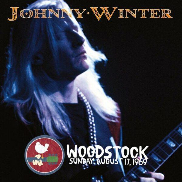 Johnny Winter - Woodstock Experience