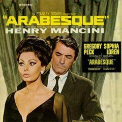 Henry Mancini - Arabesque (Original Motion Picture Soundtrack)