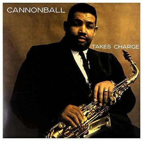 Cannonball Adderley - Cannonball Takes Charge