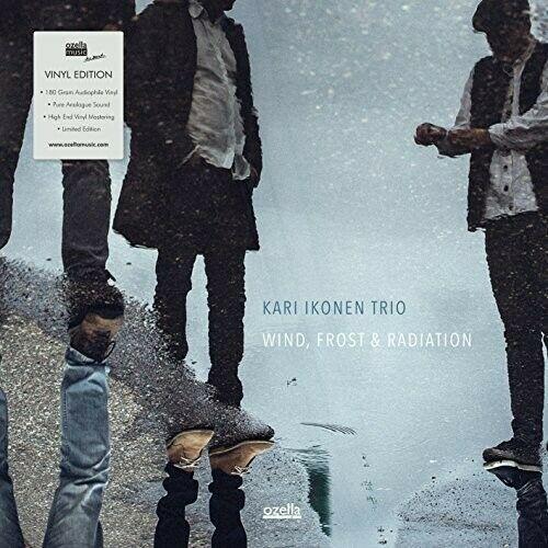 Kari Ikonen - Wind Frost & Radiation