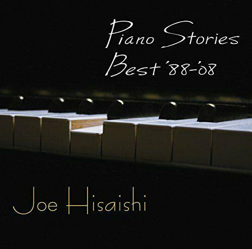 Joe Hisaishi - Piano Stories Best 88-08