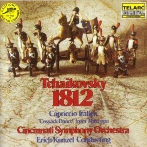 Tchaikovsky / Kunzel - 1812 Overture Capriccio Italien Cossack Dance from
