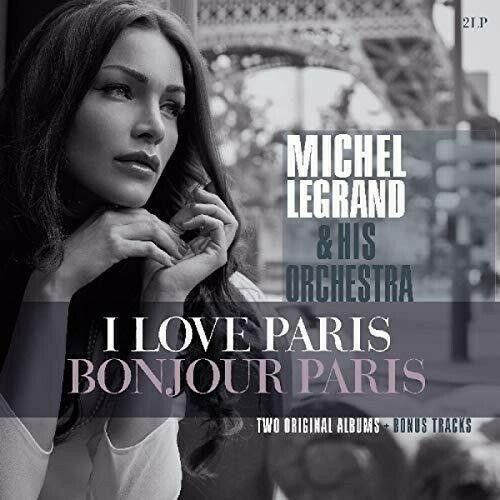 Michel Legrand - I Love Paris / Bonjour Paris