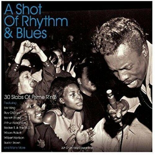 Various Artist - Shot Of Rhythm & Blues
