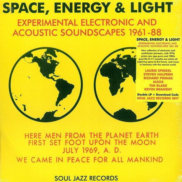 Soul Jazz Records Presents - Space Energy & Light