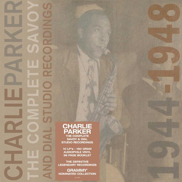 Charlie Parker - The Complete Savoy Dial Recordings Oversize Item Sp