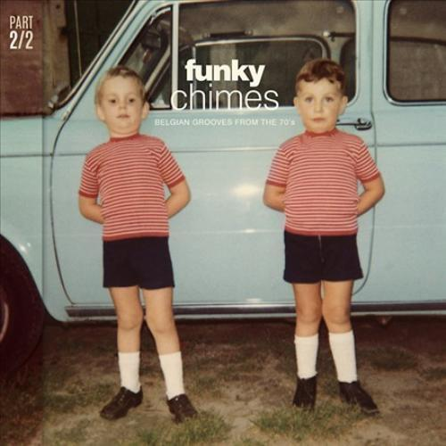 Various Artists - Funky Chimes: Belgian Grooves From 70's