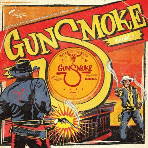 Various Artists - Gunsmoke 2: Dark Tales Of Western Noir From / Var
