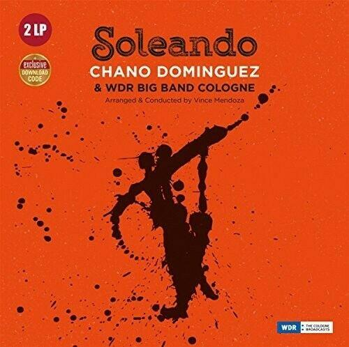 Chano Dominguez - Soleando With Wdr Big Band Cologne