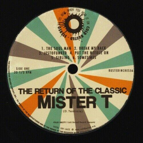 Mister T - Return Of The Classic