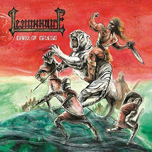 Legionnaire - Dawn Of Genesis
