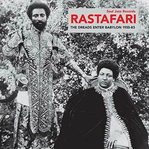 Soul Jazz Records Pr - Rastafari: The Dreads Enter Babylon 1955-83