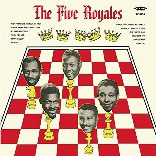 Five Royales - The Five Royales