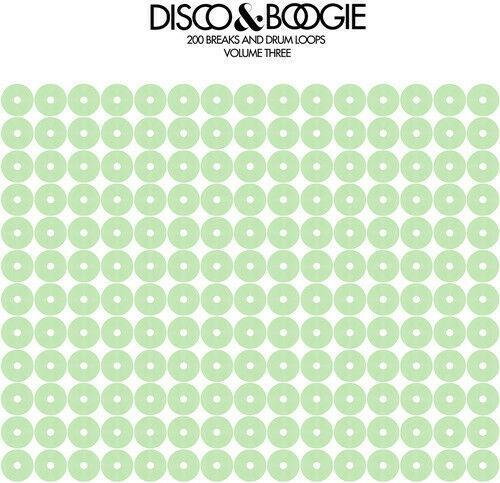 Disco & Boogie - 200 Breaks & Drum Loops 3 Green
