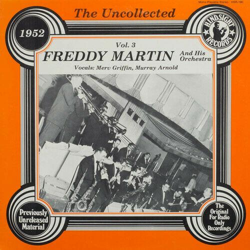 Freddy & Orchestra Martin - Uncollected 3