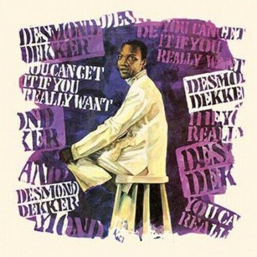 Desmond Dekker - You Can Get It If You Really Want Black