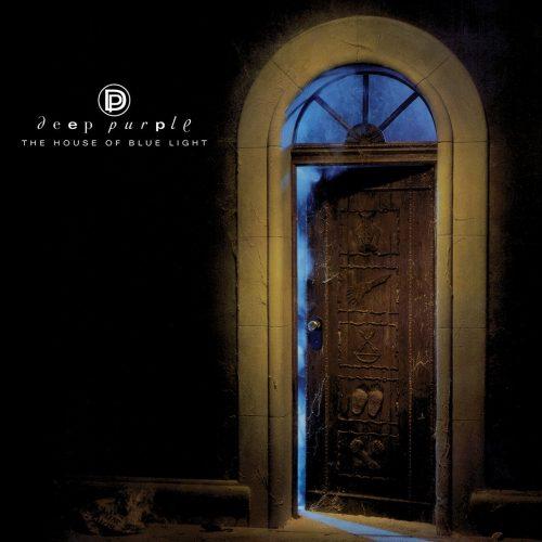 Deep Purple - The House Of Blue Light ( Запечатанная, 180g )