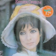 Esther Ofarim ‎– Esther Ofarim