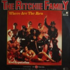 Ritchie Family ‎– Where Are The Men 7""