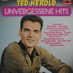 Ted Herold ‎– Unvergessene Hits