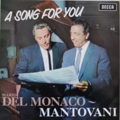 Mario del Monaco, Mantovani ‎– A Song For You