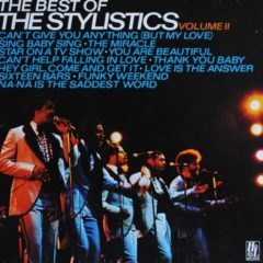 Stylistics ‎– The Best Of - Volume II