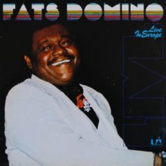 Fats Domino ‎– Live In Europe