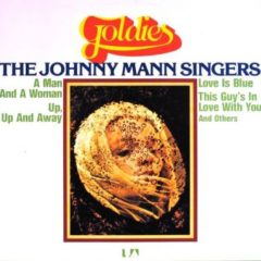 Johnny Mann Singers ‎– Goldies