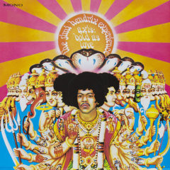 Jimi Hendrix Experience ‎– Axis: Bold As Love ( 180g )