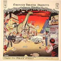 Firesign Theatre ‎– In The Next World, You're On Your Own