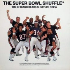 Chicago Bears Shufflin' Crew ‎– The Super Bowl Shuffle