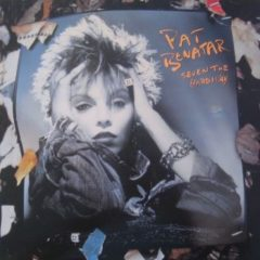 Pat Benatar ‎– Seven The Hard Way