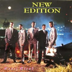 New Edition ‎– Heart Break