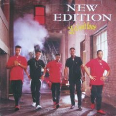 New Edition ‎– If It Isn't Love