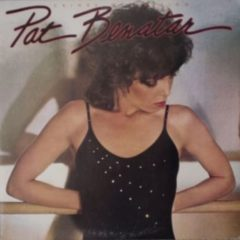 Pat Benatar ‎– Crimes Of Passion