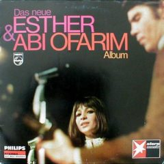 Esther & Abi Ofarim ‎– Das Neue Esther & Abi Ofarim Album